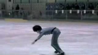 小塚崇彦、2000年全日本ノービスA優勝。フィギュアスケート通信より、K...
