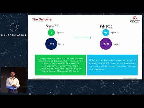 Driving Digital Transformation Projects in Public Sector - GitHub Constellation Singapore: Align
