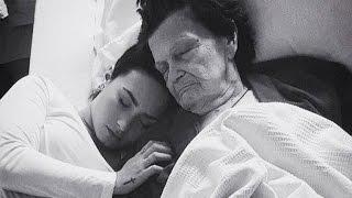 Demi Lovato's Great Grandmother Dies, Singer Posts Emotional Goodbye