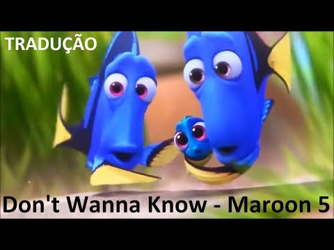 Don't Wanna Know - Maroon 5 - Tradução...