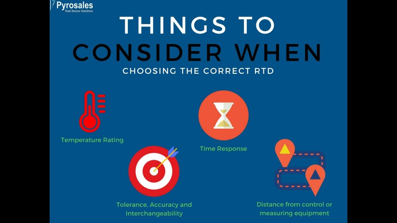 Working principle of RTD
