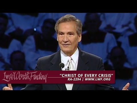LWF Program-The Christ of Every Crisis - RA2294