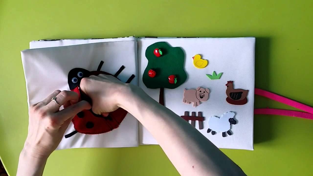 edukacyjna książeczka dla dzieci wykonana ręcznie  YouTube -> Kuchnia Dla Dzieci Jak Zrobić