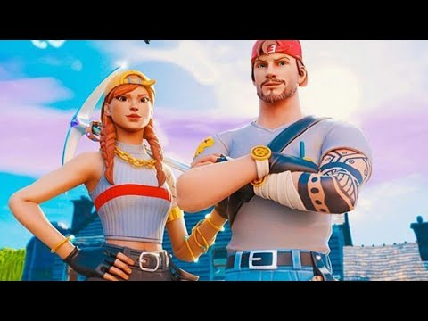 Fortnite Split Screen Gameplay! Ps4 Duo Win With My Brother #splitscreen