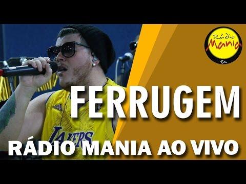 🔴 Radio Mania - Ferrugem - Climatizar (La Bombonera Vérsion)