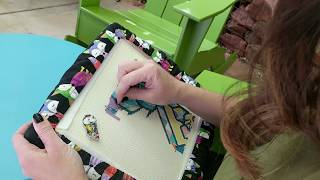 Creative Cross-Stitch Class at Yavapai College Library