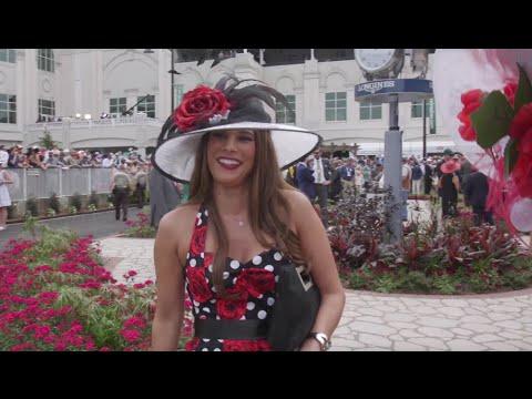 ABR Wired: BonnieJill Laflin at Kentucky Derby