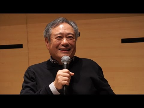 Ang Lee | HBO Directors Dialogue | NYFF54