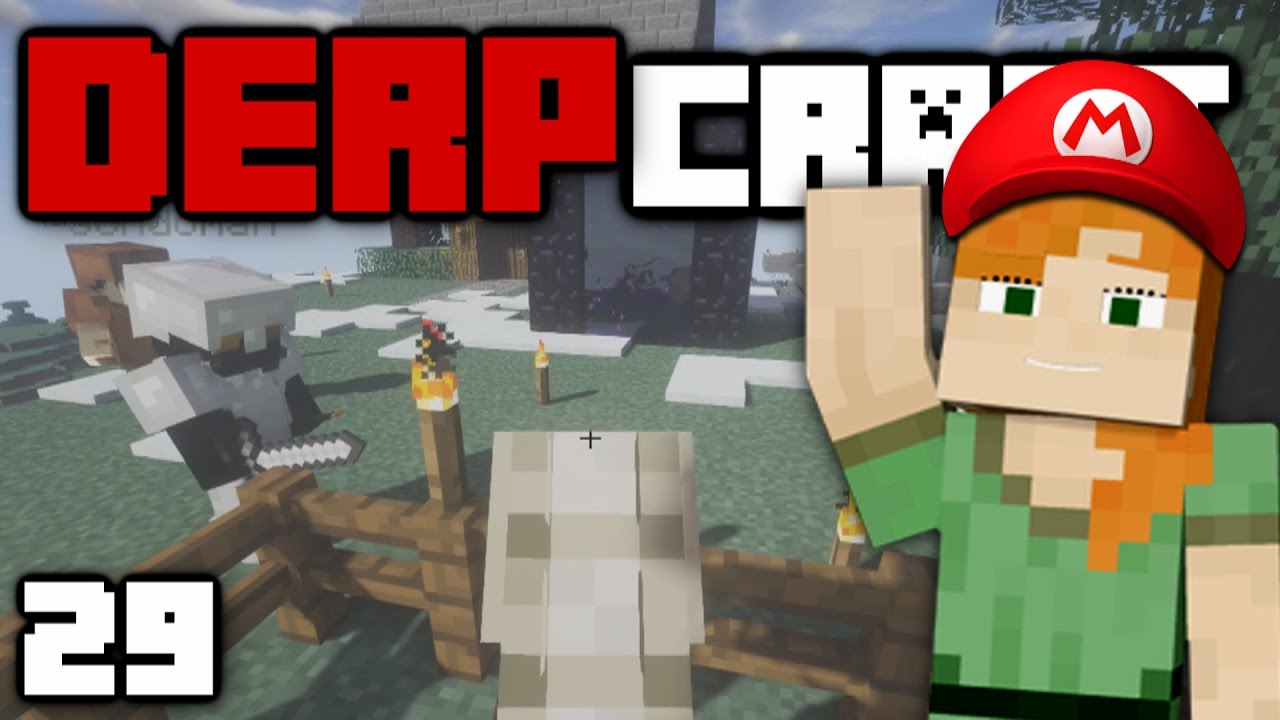 through-the-fire-and-flames-derpcraft-episode-29
