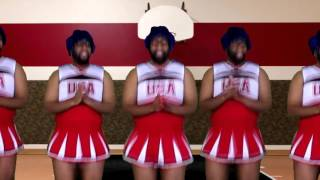 PETTY SONG - The Starrkeisha Cheer Squad! - @TheKingOfWeird