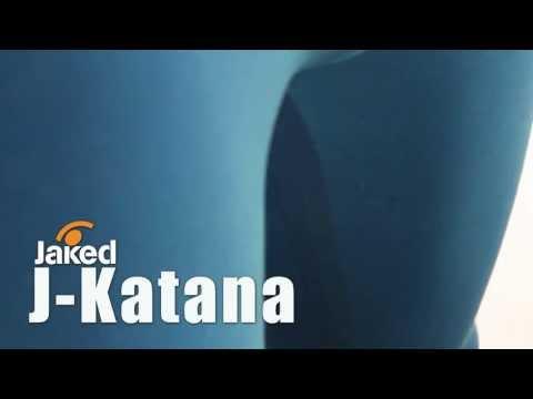 Jaked J-Katana Pearlescent Material - Ocean Blue - New at ProSwimwear!