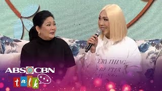 Magandang Buhay: Vice Ganda admits that Maricel knows his past-lovers