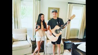 THINKING OUT LOUD COVER BY CALEY AND CARTER BUSBY