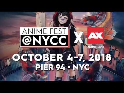 Image result for anime fest nycc