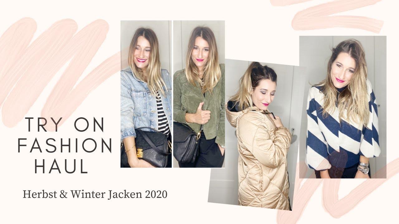 FASHION HAUL | Herbst & Winter Jacken 2020 | ASOS, Mango, Only, About You, Zalando ....