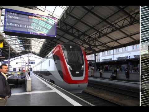 Bombardier TWINDEXX Swiss Express for SBB