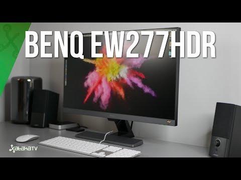 Benq EW277HDR,  review en español:  un monitor HDR a buen precio
