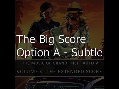 Gta 5 big score best option