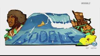 Eddie Aikau Google Doodle