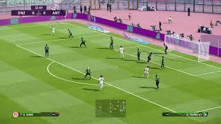 PES 2020   Denizlispor vs Antalyaspor - Super Lig   26/01/2020   1080p 60FPS