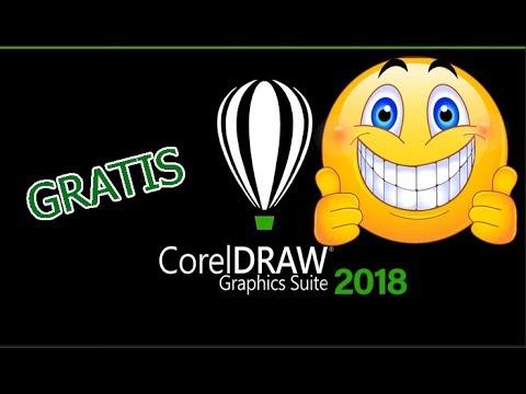 Como Descargar e instalar Corel Draw 2018 64 Bits