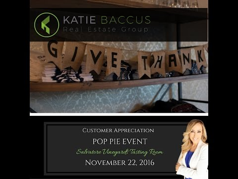 Our Annual Client Appreciation POP Pie Event