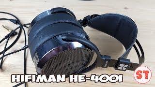 HiFiMAN HE-400i - первый взгляд на легенду среди наушников