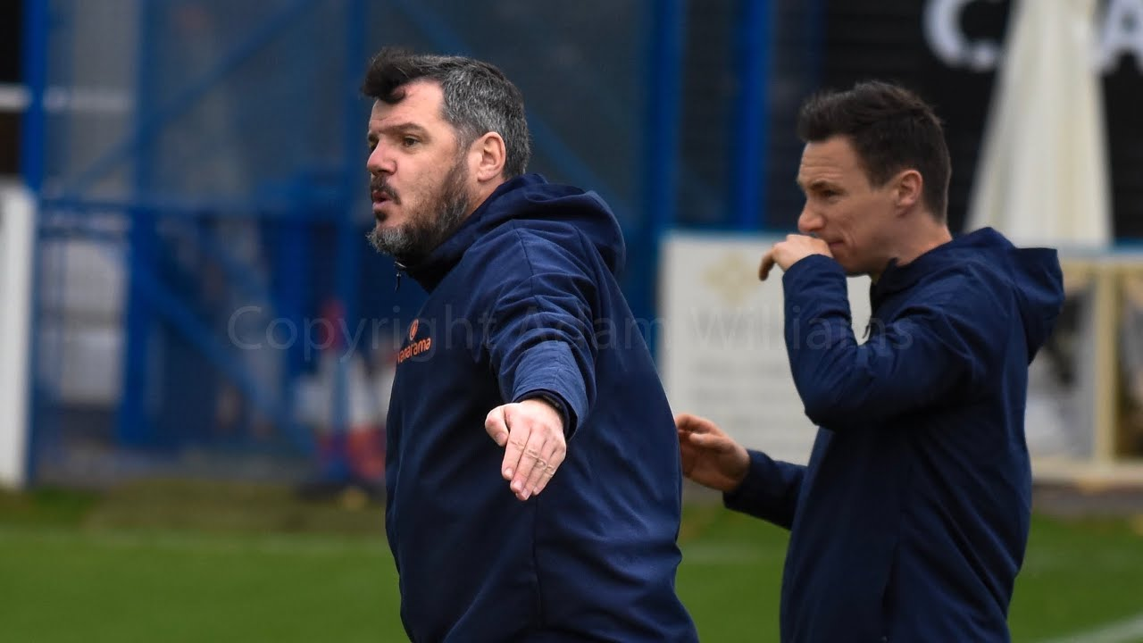 WATCH | Dean Brennan's Press Conference vs King's Lynn Town