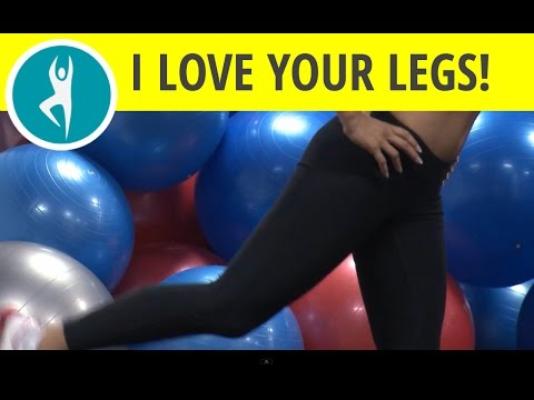 Sexy Butt And Legs Workout Without Equipment: Standing Leg Lifts