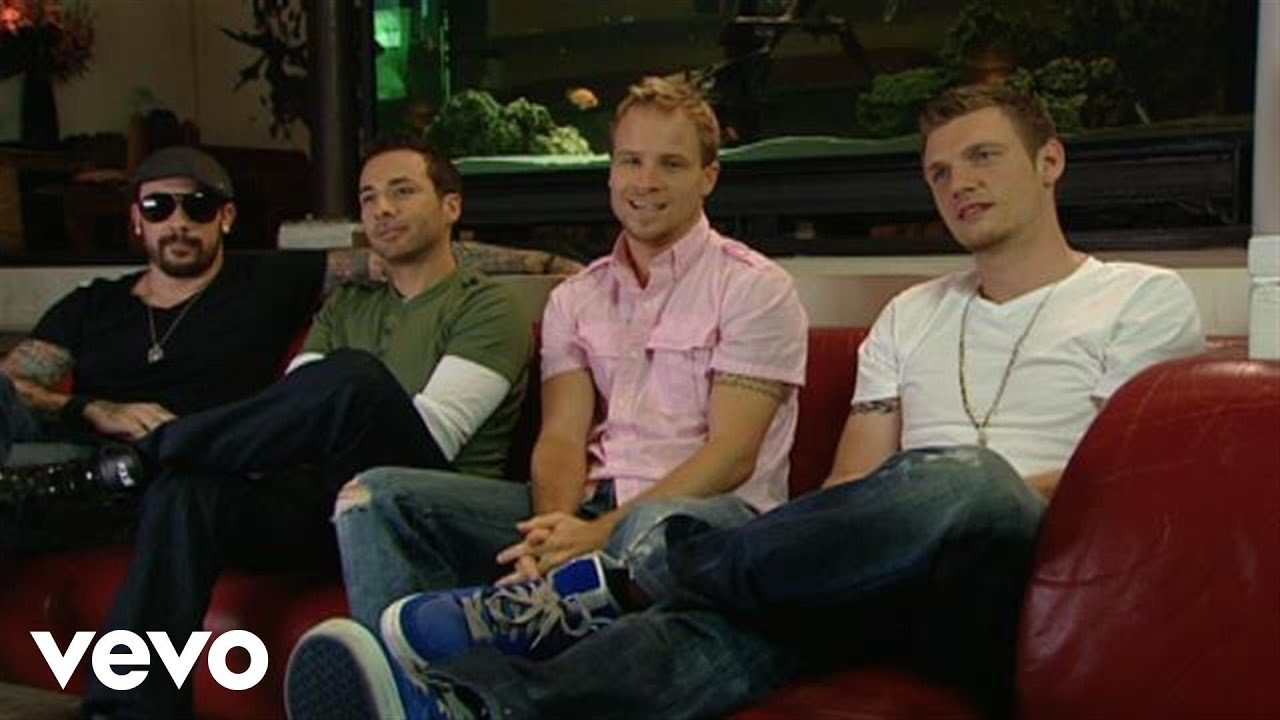 Backstreet Boys - This Is Us - General BSB Interview - YouTube