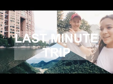 VLOG: 36 hours in wenzhou