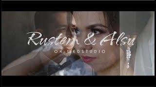 Рустэм и Алсу Свадебный клип