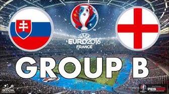 England vs Slovakia Livestream