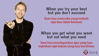 Fix You - Coldplay (Lyrics video dan terjemahan) - [Alexandra Porat Cover]