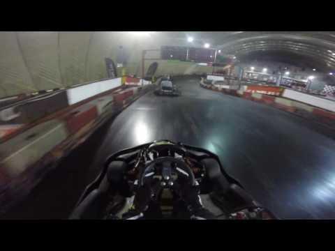 Forza Karting run 1 (18.10.216) Форза Картинг заезд 1
