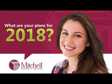 Mitchell Community College | Be Prepared to Excel | Spring 2018 | f30