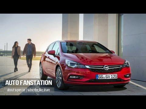 2017 Opel Astra : 2017 Geneva Auto Show