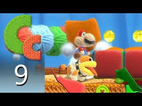 Yoshi's Woolly World – Episode 9: Spiky Stroll