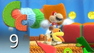 Yoshi's Woolly World – Episode 9: Spiky Stroll