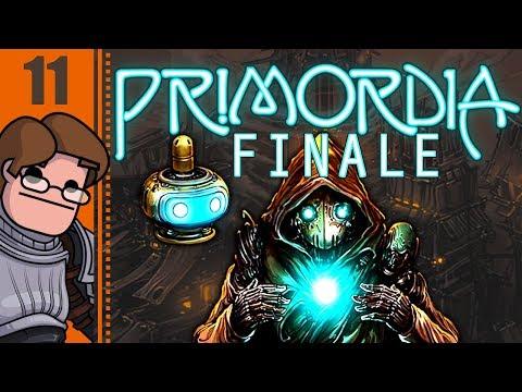 Let's Play Primordia Part 11 FINALE - Endings