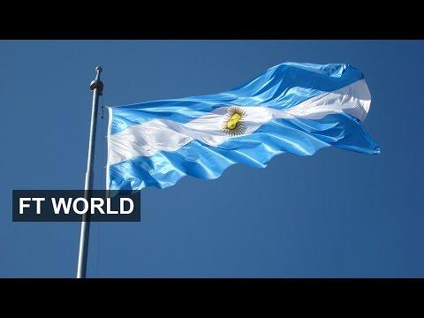 Argentina's debt default