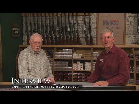 Gunsmithing - British Side-by-Side Shotguns An Interview with Jack Rowe hosted by Larry Potterfield