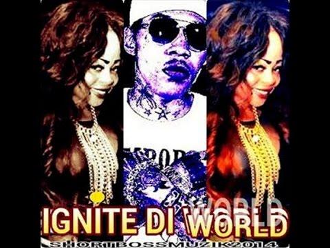 Vybz Kartel - Ignite The World (Flammable Riddim) September 2014