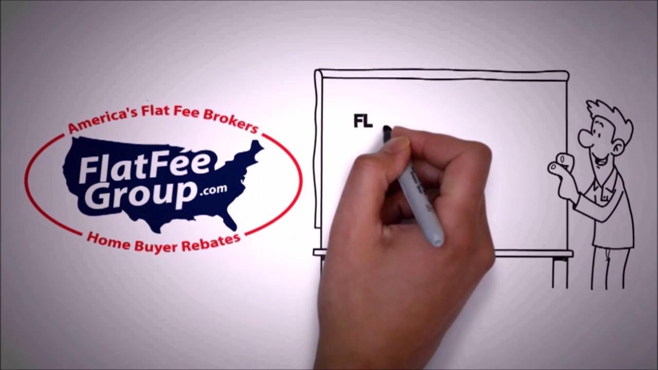 Flat Fee Group, Flat Fee MLS Listings & Buyer Rebates