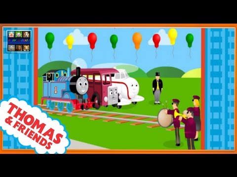 Winter The world of Thomas and Friends - Roblox train games