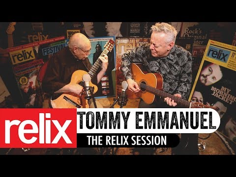 Tommy Emmanuel & John Knowles | The Relix Session | 1/25/19 Mp3