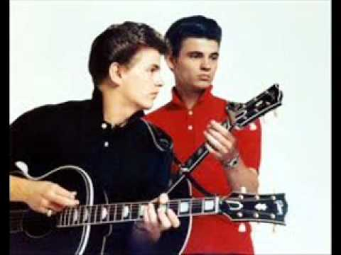 Everly Brothers - Bye bye love