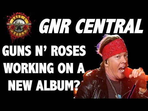 guns n 39 roses news guns n 39 roses working on a new album with legendary producer youtube. Black Bedroom Furniture Sets. Home Design Ideas