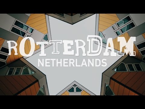 Weekend trip to Rotterdam
