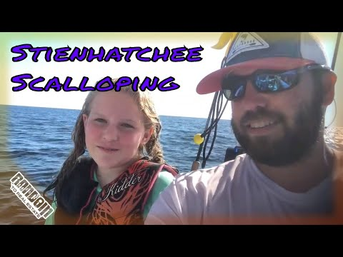 Scalloping And Fishing Trip Steinhatchee Florida 2019